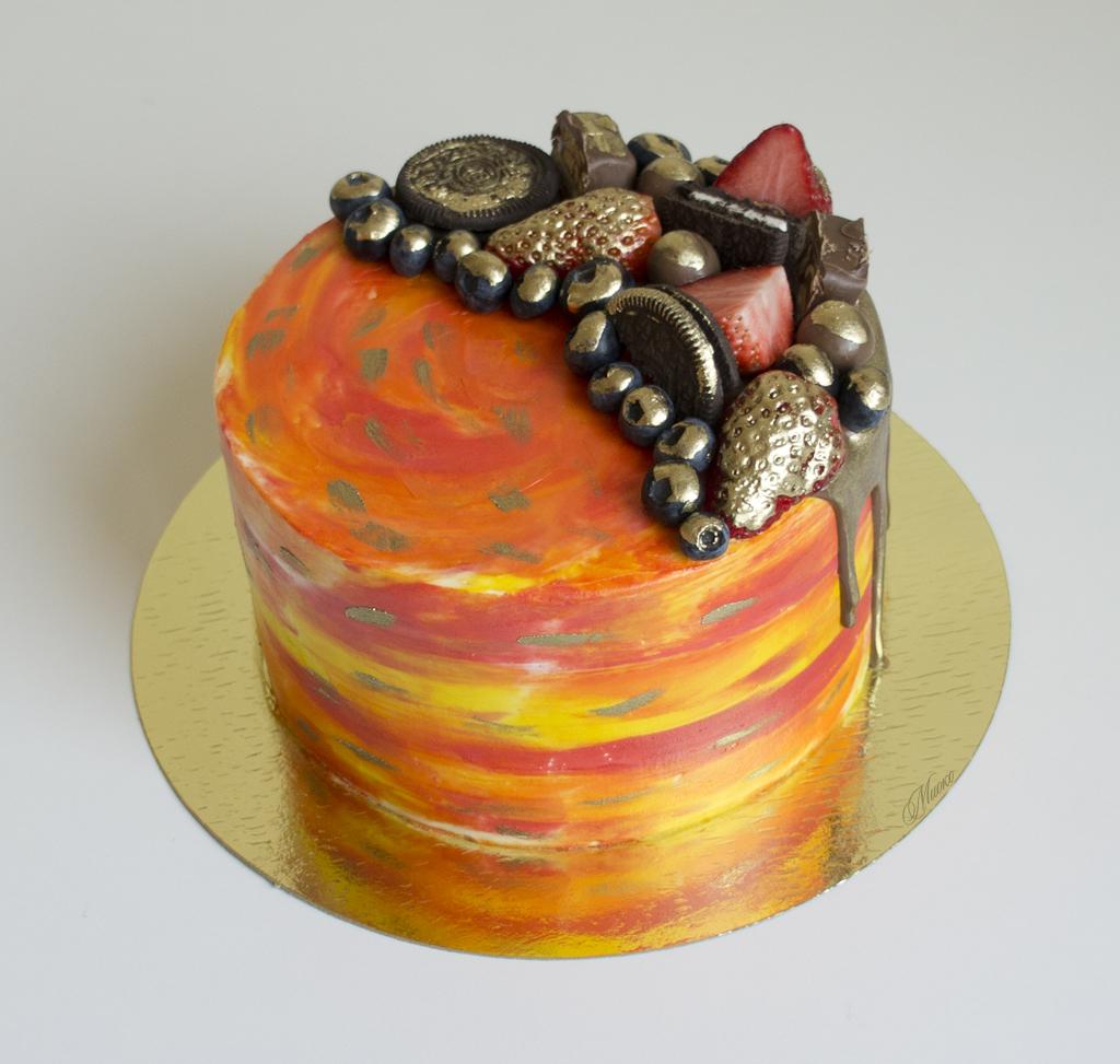 Торт «Сникерс» от Миоко
