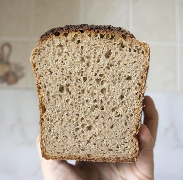 Хлеб эстонских хуторян, ржаной