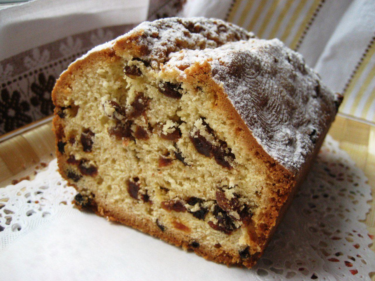 Рецепт столичного кекса пошагово