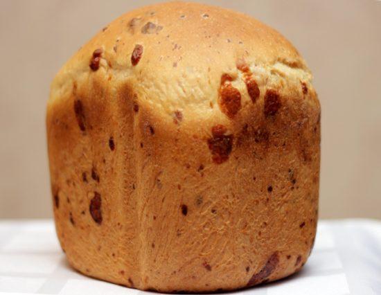 Сырный хлеб на сыворотке в хлебопечке