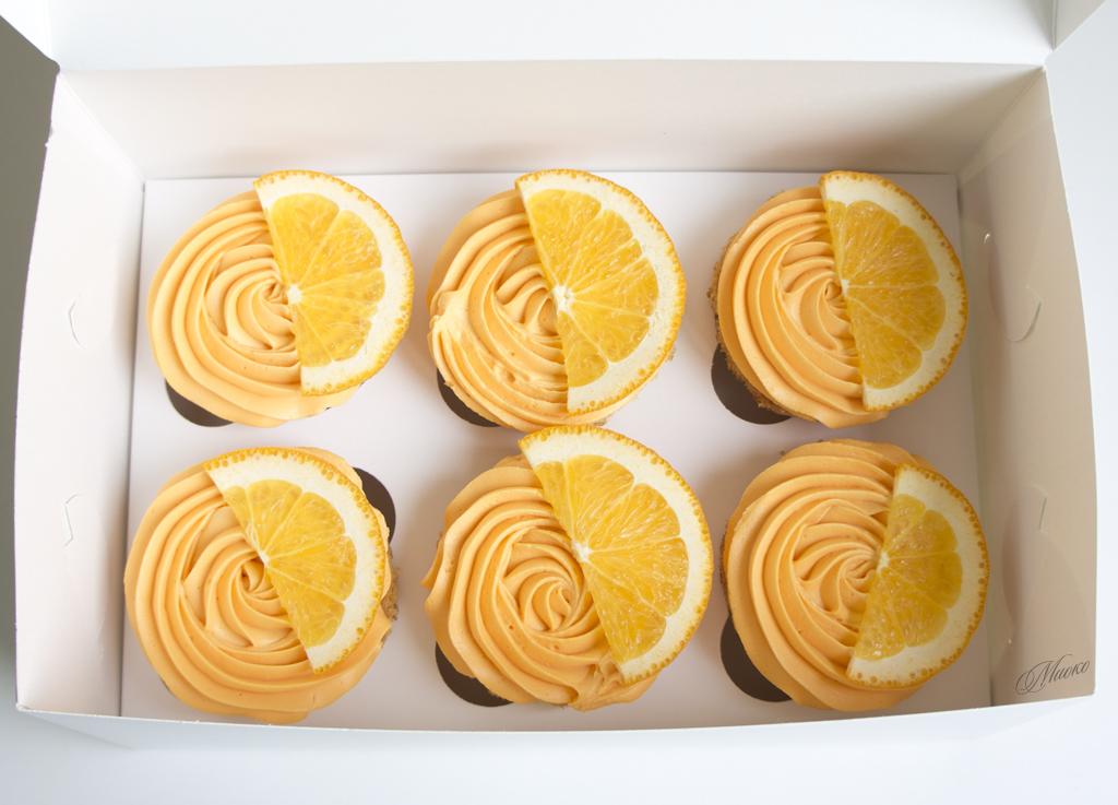 капкейки апельсиновые рецепт с фото пошагово