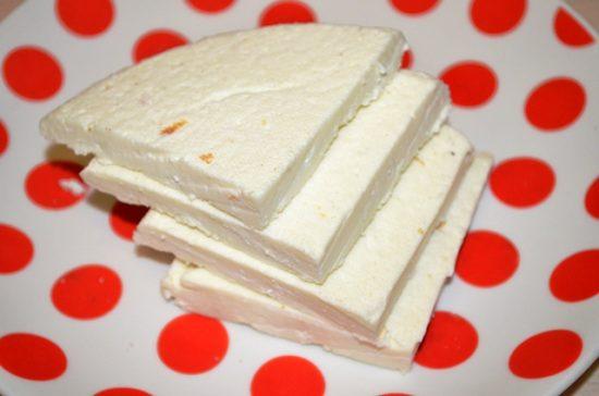 «Панир» (домашний сыр)