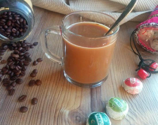 Yuanyang – Кофе-чай или молочный чай с кофе из Гонконга