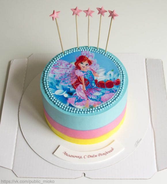 полтора изготовление съедобной картинки для торта многих них