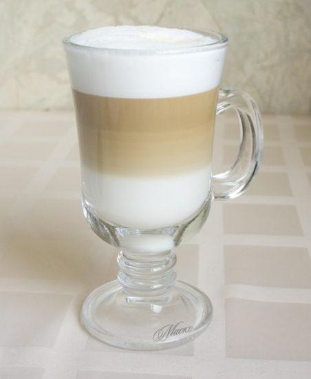 Latte macchiato — Латте макиато в домашних условиях