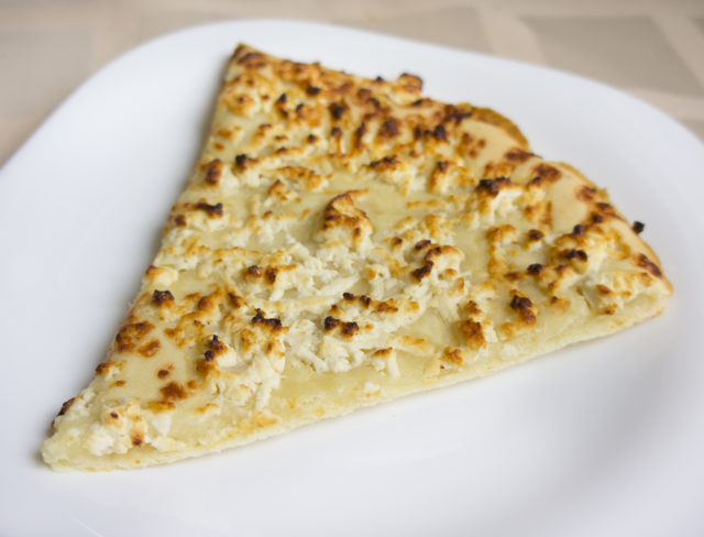 «Alevropita» или тарт с фетой