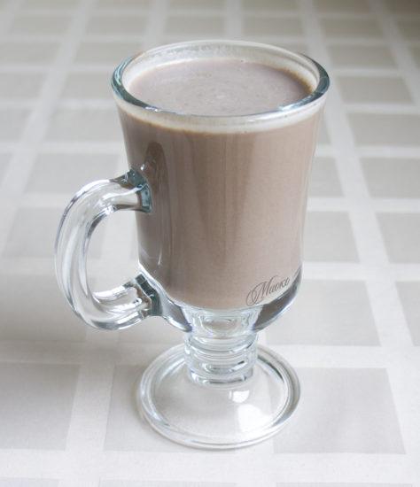 Какао с пряностями