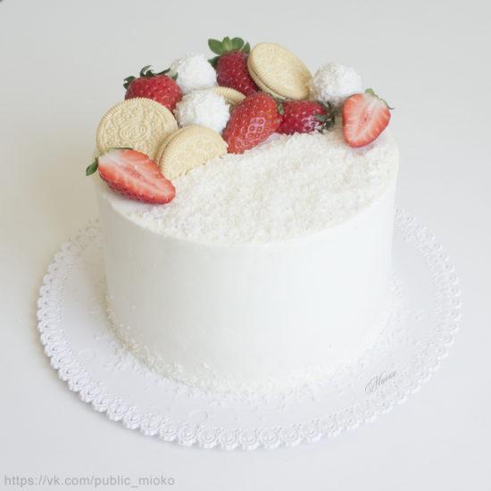 Торт «Rafaello» от Миоко