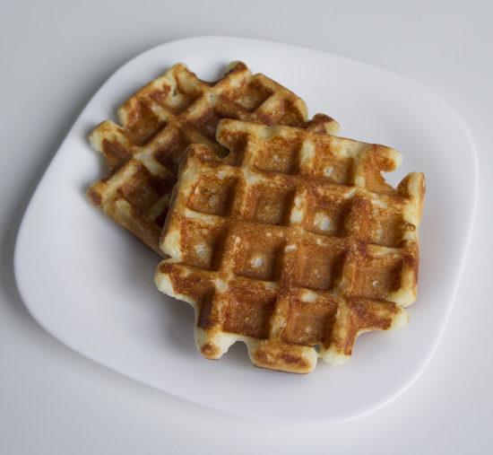 Творожные вафли (вариант)
