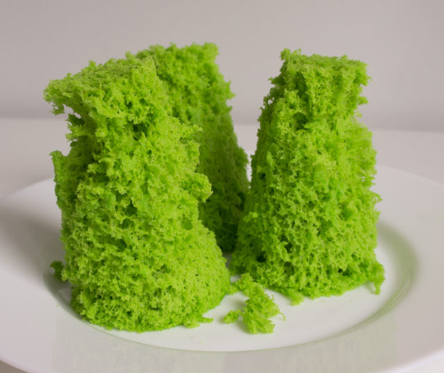 Бисквитный мох