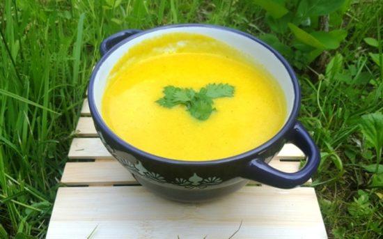 Мили-джули сабджи ка суп — индийский овощной суп-пюре