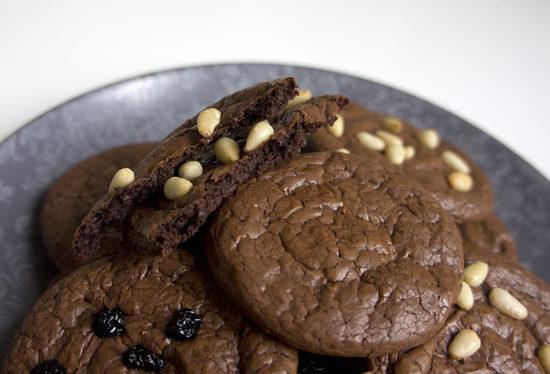 Супер шоколадное печенье