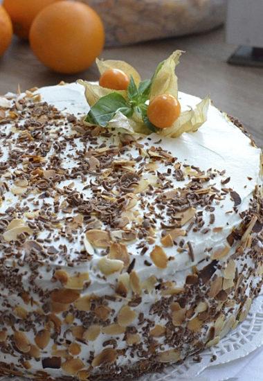 Торт «Медовый восторг» (жидкое тесто)