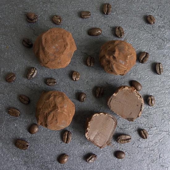 Кофейный трюфель «Kenya»