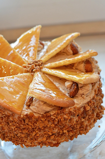 Венгерский торт «Добош»