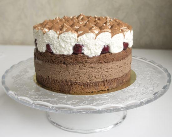 Торт «Чёрный лес» (по рецепту Луки Монтерсино)