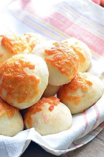 Сырные булочки KAESEBROETCHEN