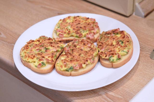Бутерброды «На скорую руку»