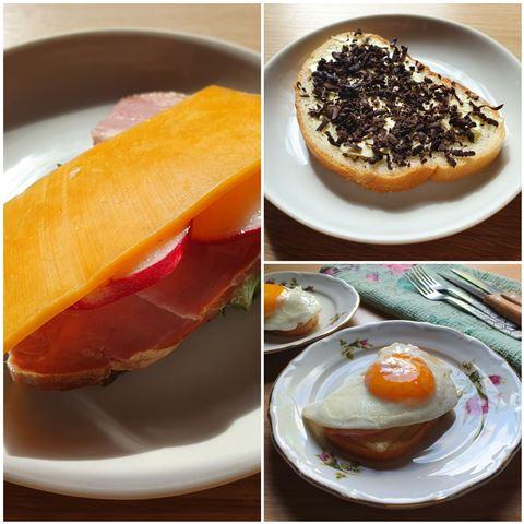 Голландские бутерброды — такие разные и такие вкусные!
