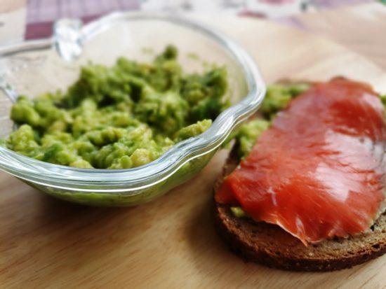 Пальта — полезный чилийский завтрак (перекус)