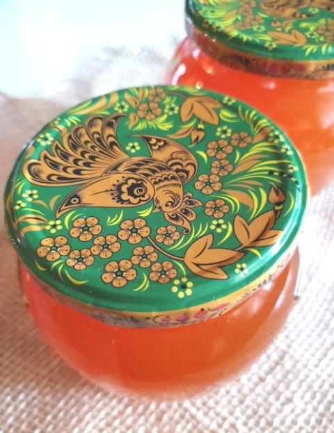 Варенье-джем из алычи «Джелиссимо»