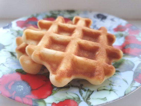 Венские вафли — почти классический рецепт