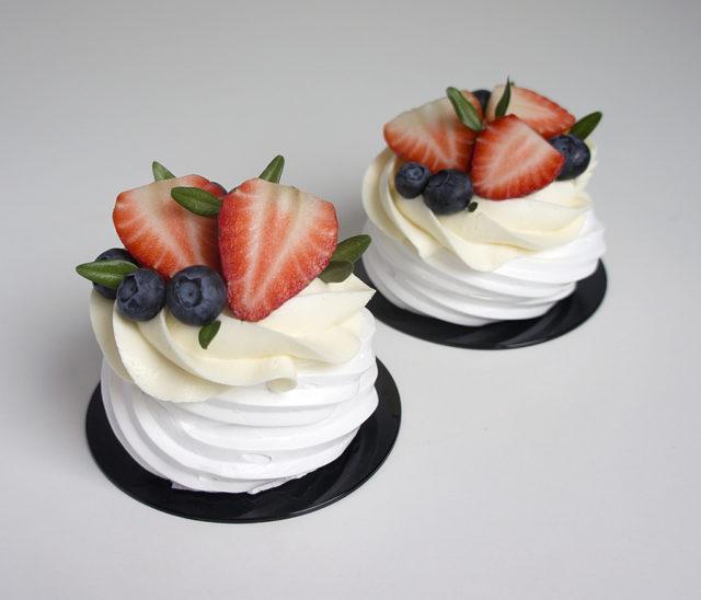Пирожное «Павлова»