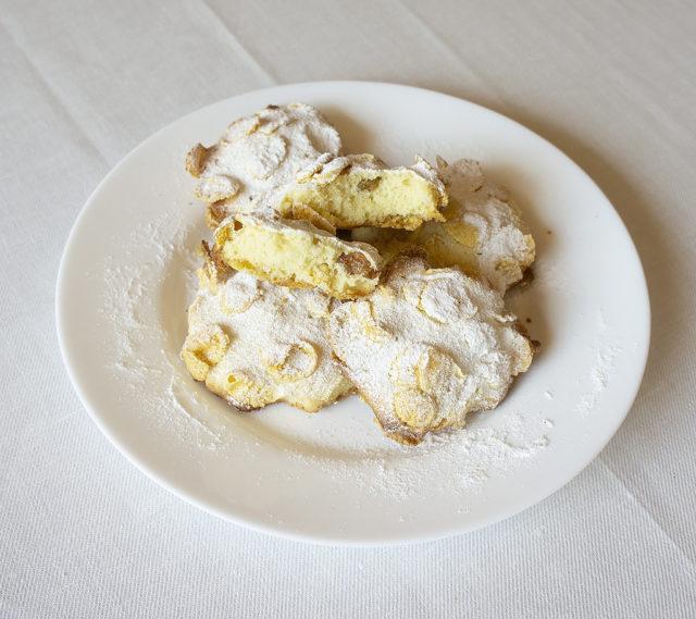 Итальянское печенье «Роза пустыни»